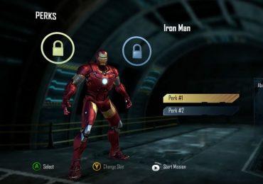 Avengers: encuentran footage de videojuego cancelado en 2011