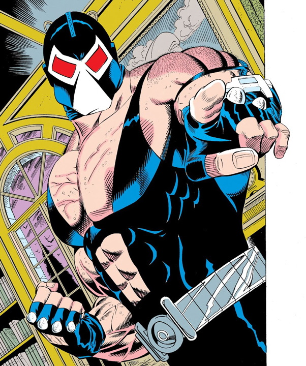 Warner Bros. y DC Comics podrían producir una película sobre Bane
