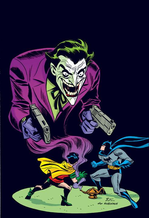 Bruce Timm producirá una nueva película animada de Batman en 2021