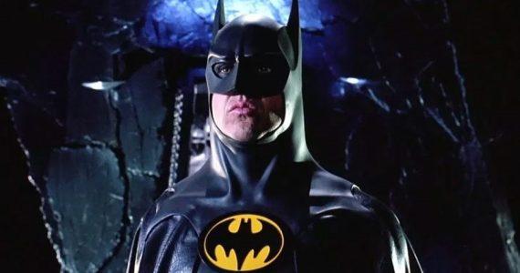 Así sería el regreso de Michael Keaton como Batman en arte conceptual