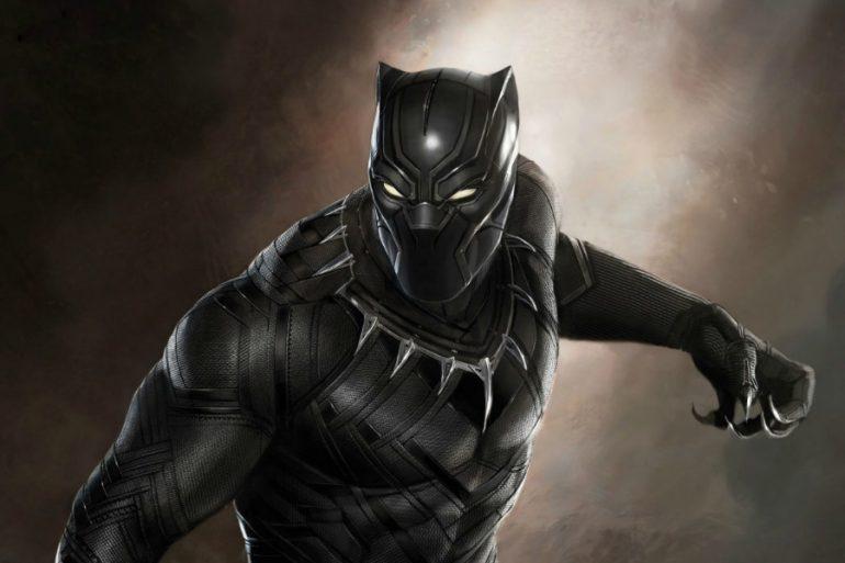 Así lucían los primeros diseños de la máscara de Black Panther