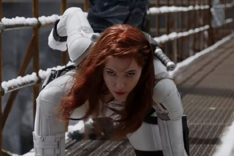 Conoce las armas y gadgets de Black Widow en el MCU