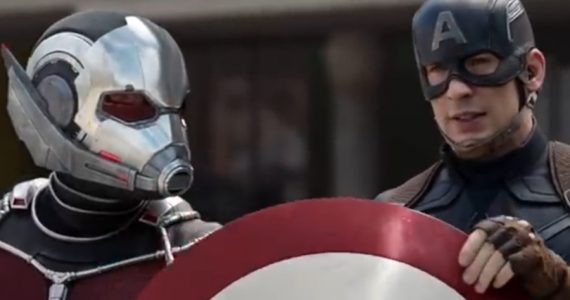 ¿Qué sucede cuando Ant-Man y el Capitán América revelan los secretos del MCU?