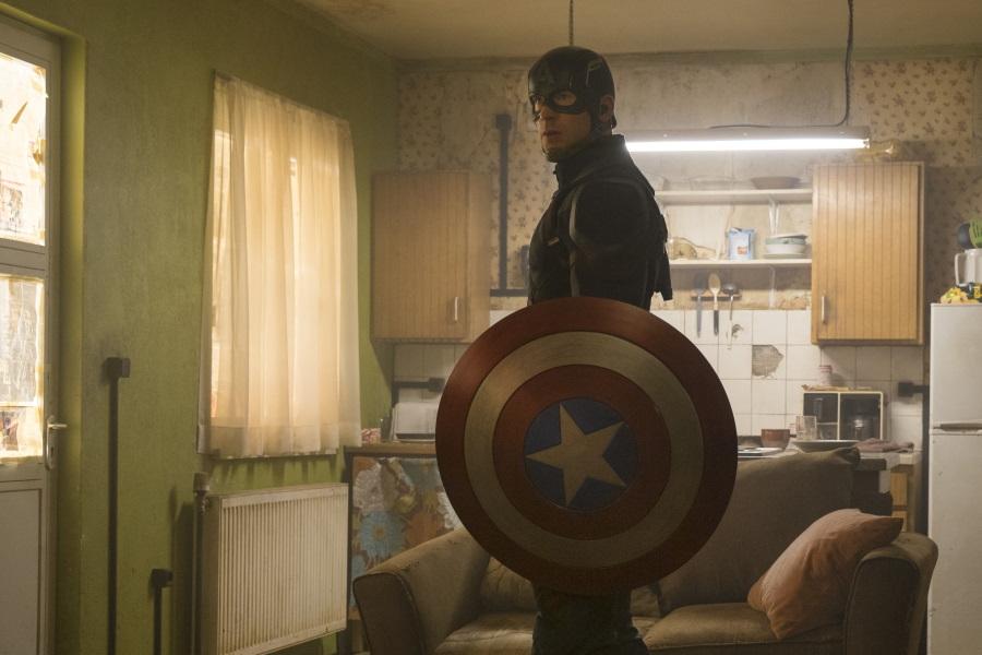 Chris Evans no regresará como Capitán América. Captain America.