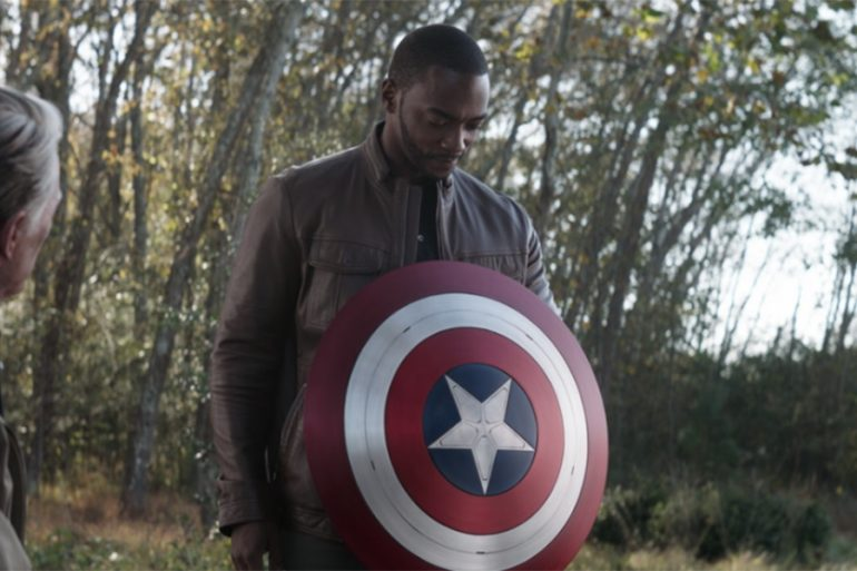"""Falcon and The Winter Soldier es una película de seis horas"": Anthony Mackie"