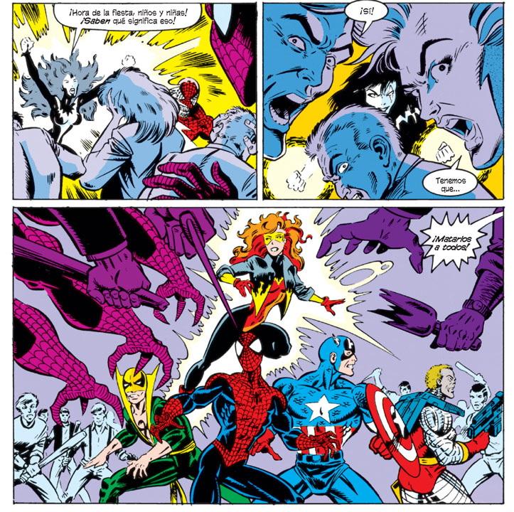 Firestar podría llegar a una producción de Marvel Studios