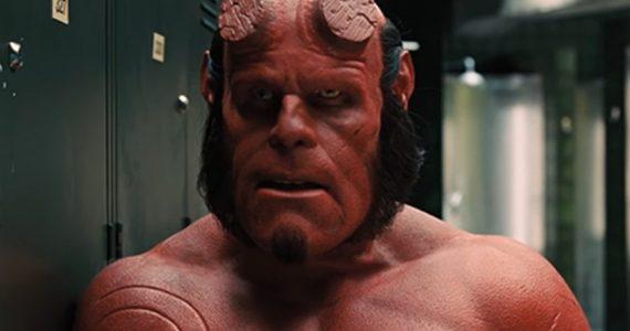 Recuerdan en redes cuando Hellboy regresó gracias a un fan especial
