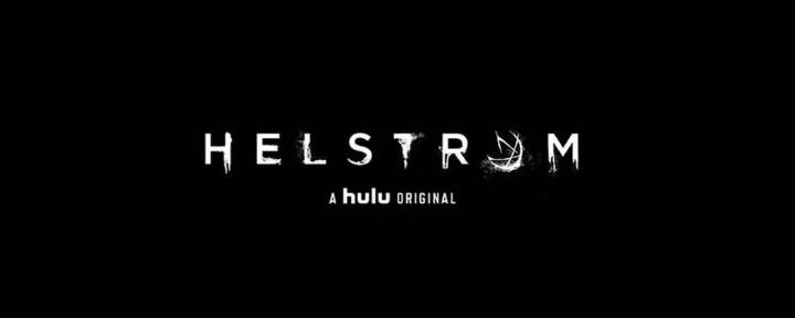 ¡Conoce el logotipo de la serie Helstrom!