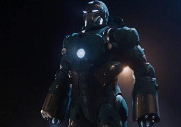 Revelan arte conceptual de una armadura submarina vista en Iron Man 3