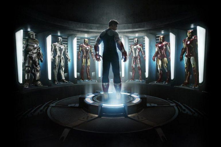Arte conceptual de Iron Man 3 devela el aspecto de la armadura de sigilo