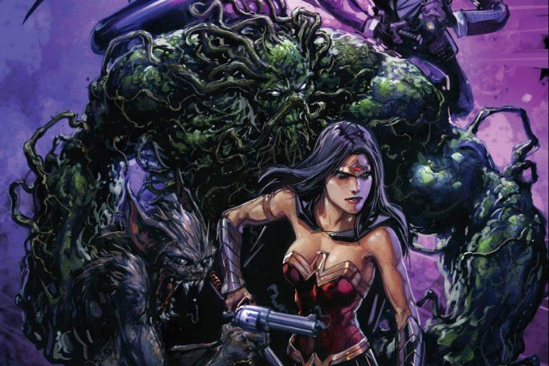 Justice League Dark: Los amos del orden – reseña y crítica