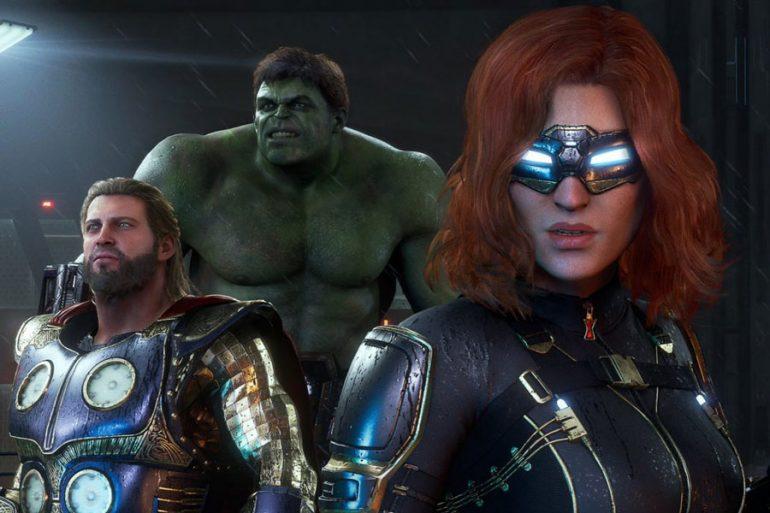 Marvel's Avengers: primer vistazo a los trajes Stark Tech y fecha del tráiler