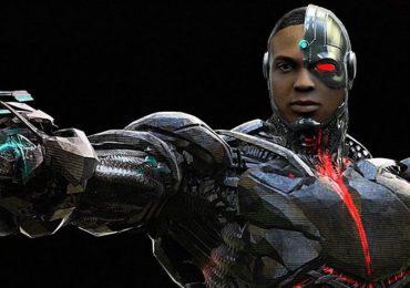 Muestran arte conceptual del Cybor de la Liga de la Justicia de Zack Snyder