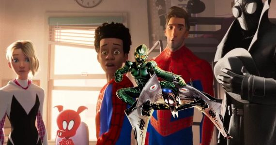 El curioso easter egg de Green Goblin en Spider-Man: Into the Spider-Verse