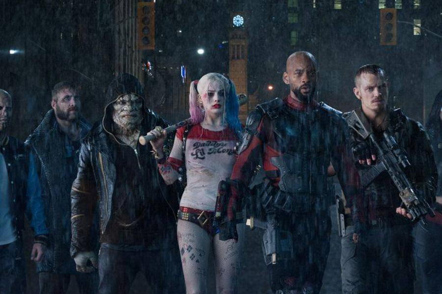 David Ayer revela nueva imagen de Katana atacando al Suicide Squad