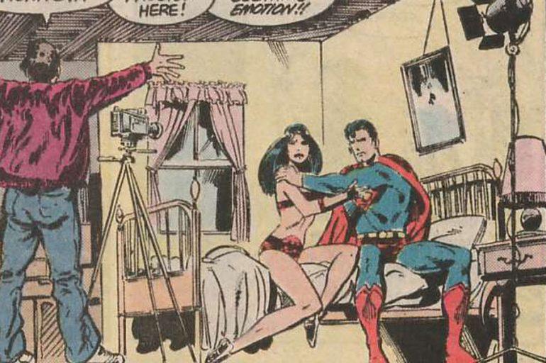 Superman estuvo a punto de interpretar una película para adultos