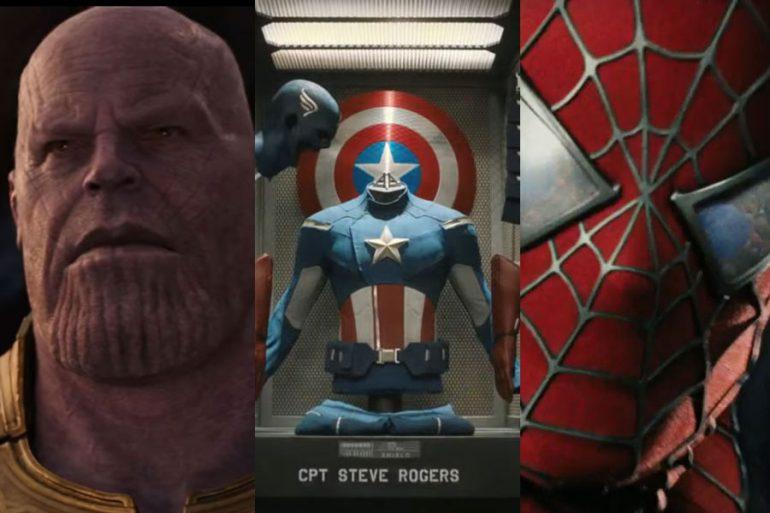 Top 10 de las películas más taquilleras de Marvel