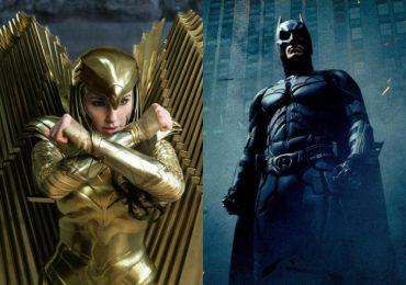 ¿En que se parecen el traje de Batman y la armadura de Wonder Woman 1984?