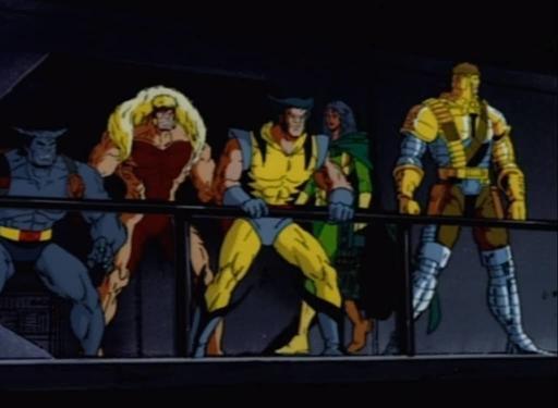 X-Men: los 10 mejores cómics adaptados a la serie animada de los 90s