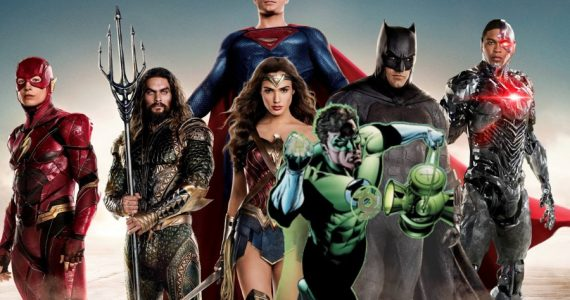 Green Lantern tendría más protagonismo en Zack Snyder's: Justice League