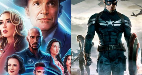 Así se conectan Agents of SHIELD y Captain America: The Winter Soldier