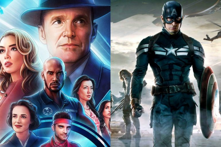 Así se conectan Agents of SHIELD y Captain America: The Winter Soldier