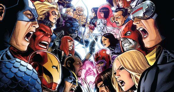Avengers vs X-Men: Una guerra que definió el futuro de Marvel