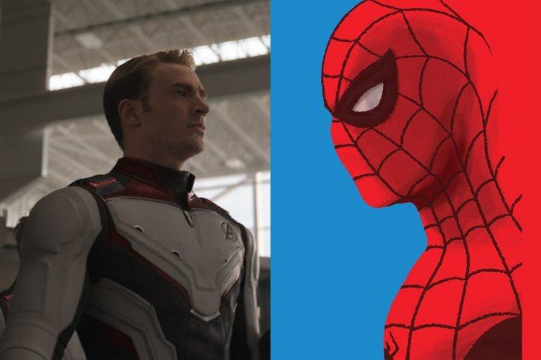 A Chris Evans le hubiera gustado interpretar a Spider-Man, pero...