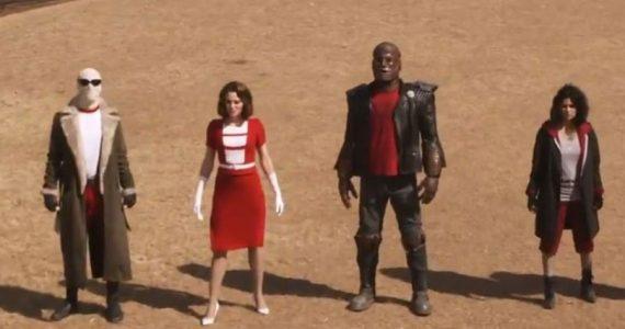 Doom Patrol estrena un retorcido tráiler de su temporada 2