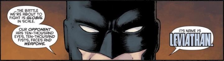 ¿Qué (o quién) es Leviathan y cómo afecta al Universo DC?
