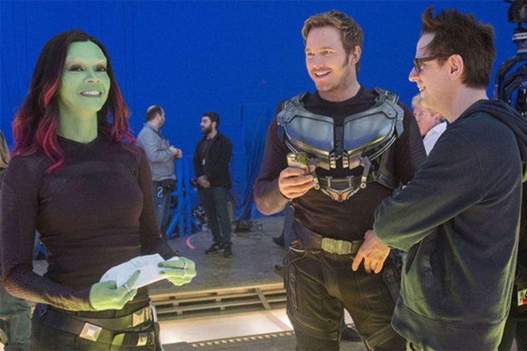 James Gunn descarta dirigir alguna película de Avengers