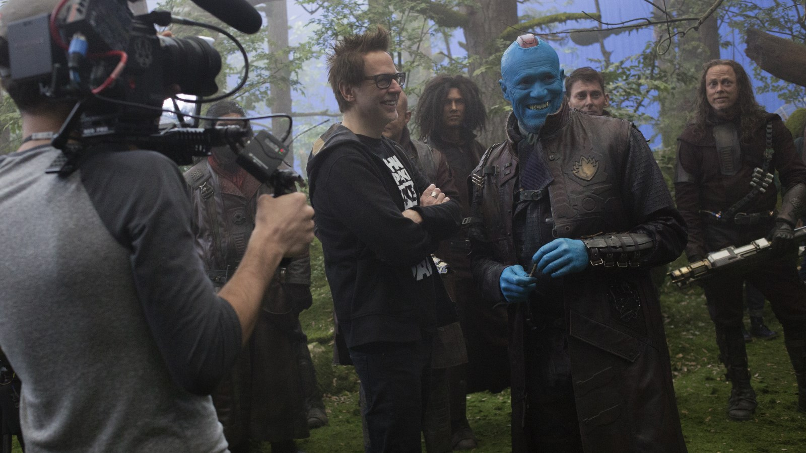 James Gunn no volvería para una cuarta cinta de Guardians of the Galaxy