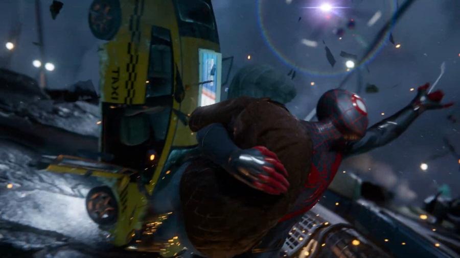 Brian Michael Bendis festejó el videojuego Marvel's Spider-Man: Miles Morales. spiderman. spider man. hombre araña