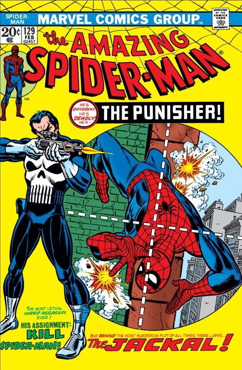 El logotipo de The Punisher enfrenta a Marvel y la policía en EE.UU.