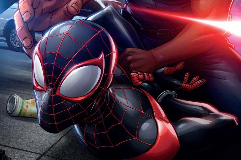 Miles Morales y la apertura a la integración multirracial en Marvel