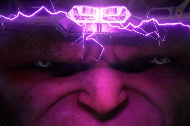 MODOK amenaza el futuro en el nuevo tráiler del videojuego The Avengers