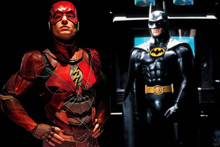 The Flash ignorará Batman Forever y Batman & Robin sí Michael Keaton regresa