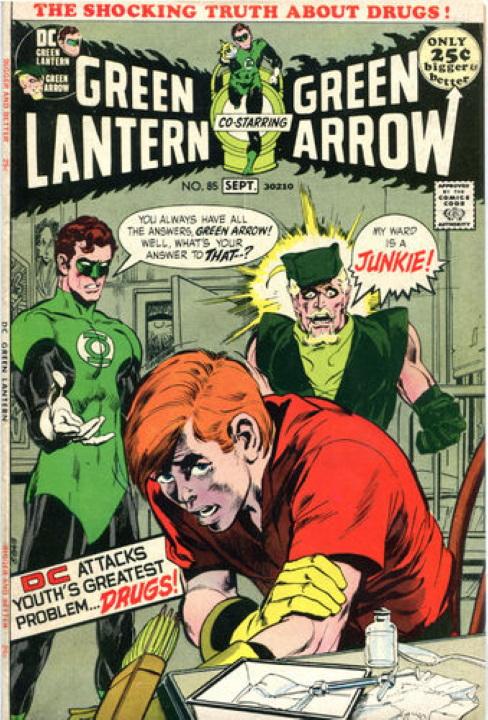 Top 10: Las mejores historias de Denny O'Neil para DC Comics