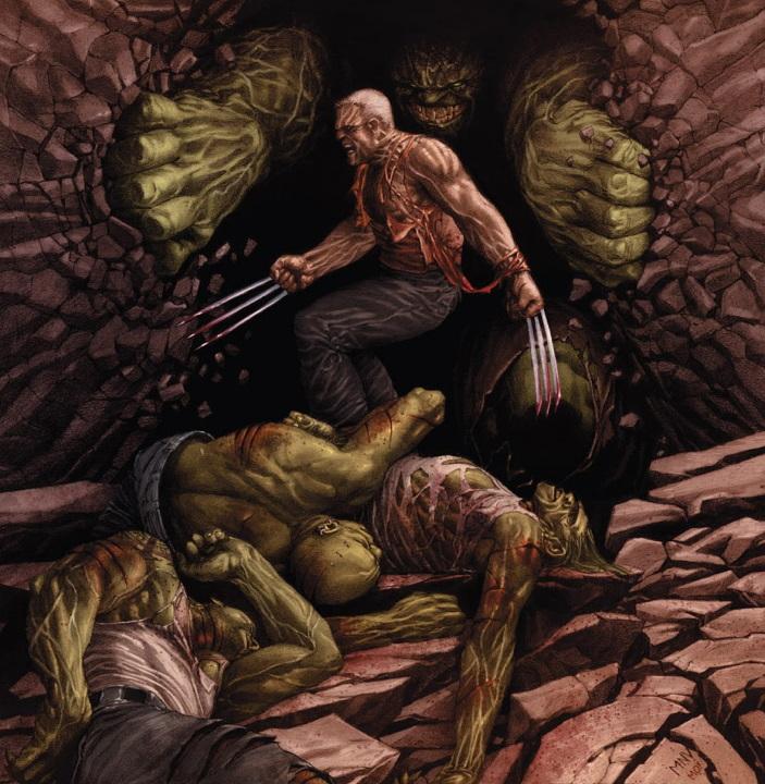 Top 5: Los momentos inolvidables de Wolverine: Old Man Logan