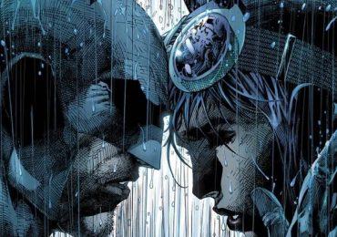 ¿Lo notaste? Jim Lee 'ocultó' a un villano en una portada de Batman