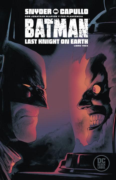 Batman: Last Knight on Earth Libro Tres