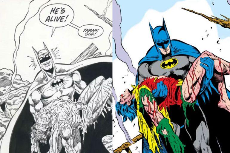 Batman, Una muerte en la familia: así era la versión donde Jason Todd se salvaba
