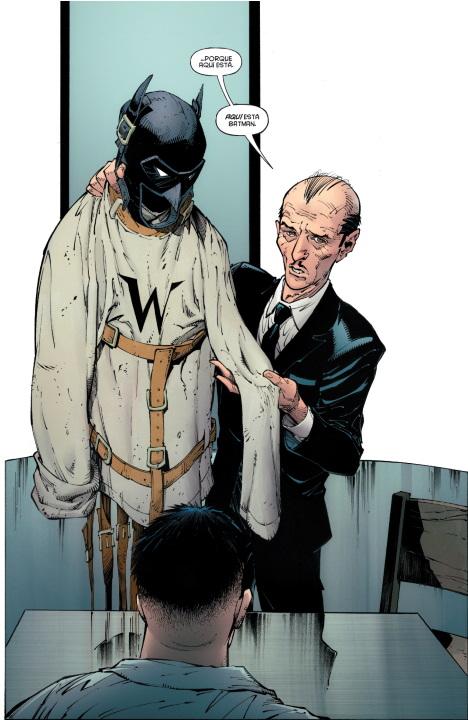 Batman: Last Knight on Earth desde la perspectiva de Scott Snyder y Greg Capullo