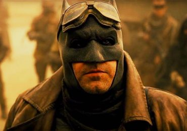 La pesadilla de Batman fue añadida de último minuto en Batman v Superman