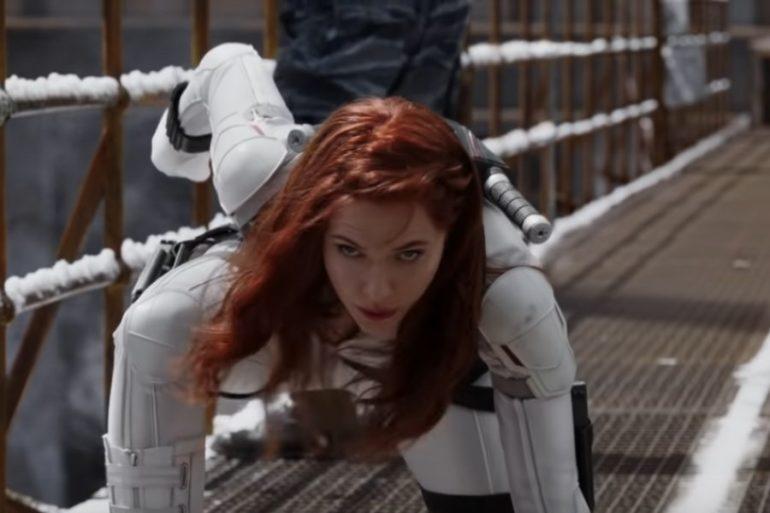 Black Widow cuenta con nuevas imágenes promocionales