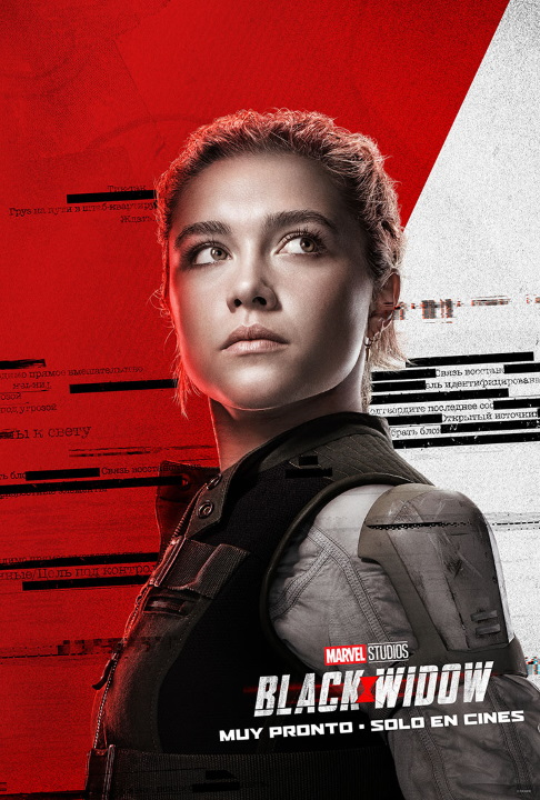 Yelena Belova será la nueva Black Widow del MCU