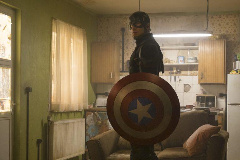 ¡Chris Evans extraña a Marvel y al Capitán América!
