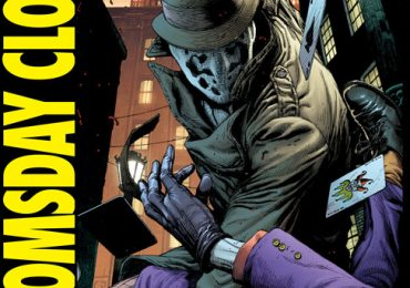 DC Comics Deluxe: Doomsday Clock Vol. 2