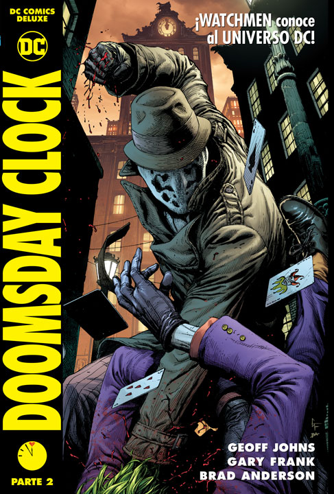 DC Comics Deluxe: Doomsday Clock Vol. 2