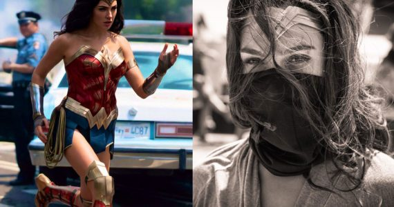 Dos nuevas imágenes de Wonder Woman 1984 que te enamorarán